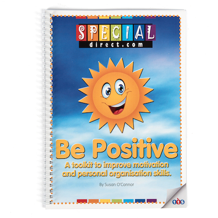 Be Positive Activity Book  large