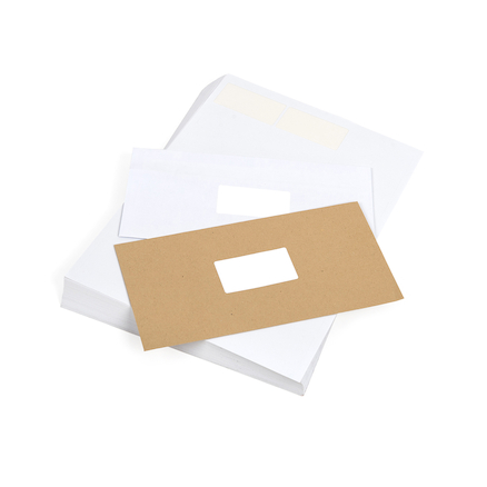 TTS Multi\-Printer Labels 64mm x 38mm 100 Sheets  large