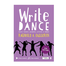 Write Dance Handwriting Skills Development Book  medium
