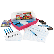Notation Whiteboard Set 120 Pieces  medium
