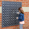 Outdoor Hundred Square Chalkboards  small