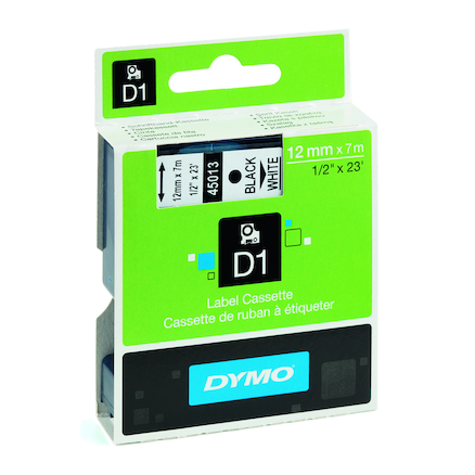 DYMO 12mm Tape for Label Writer and Label Manager  large