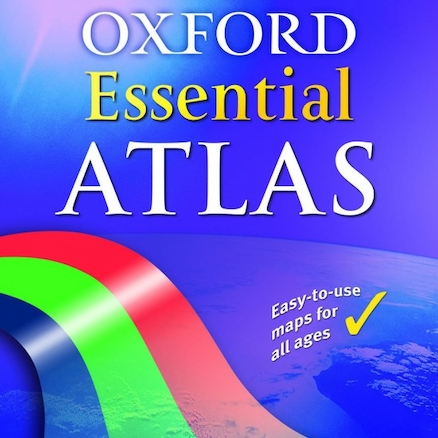 The Oxford Essential Atlas  large