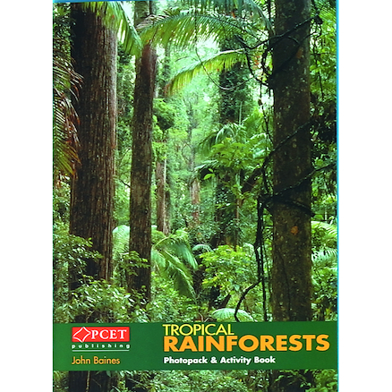 Rainforests Photopack A4 16pk  large
