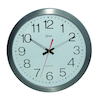 Outdoor Waterproof Stainless Steel Wall Clock  small