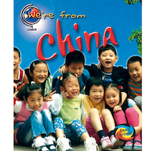 India and China Locality Books 2pk  medium