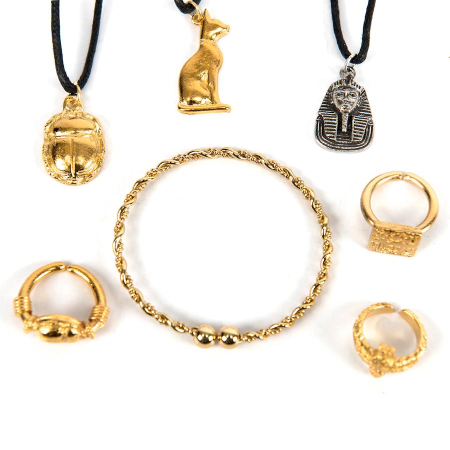 Buy Replica Egyptian Jewellery 7pk TTS