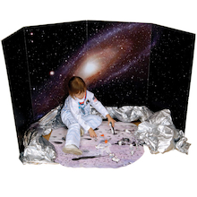 Lunar Scene Role Play Set  medium