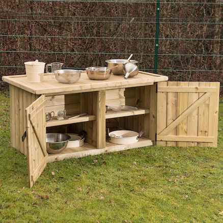 Outdoor Storage table  large