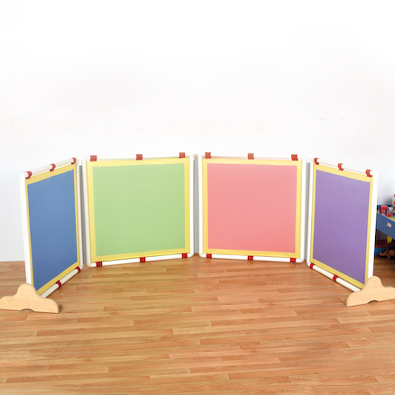Room Divider Rainbow Screens  large