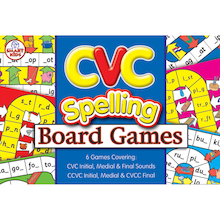 CVC Board Games  medium