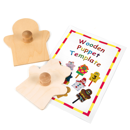 Puppet Templates 2pk  large