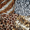 Animal Print Fabric 4pk  small