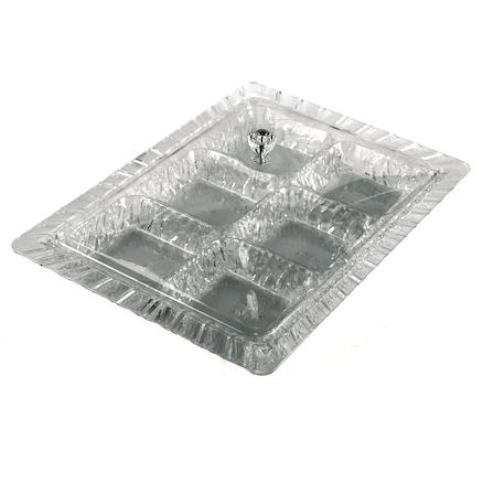 Clear Acrylic Lightbox Sorting Tray and Pots  large