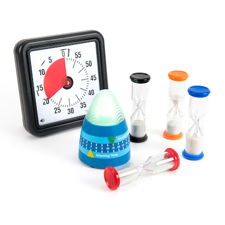 Desk Timers Starter Kit 6pk  large