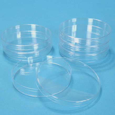 Petri Dishes With Lids 90mm Diameter 20pk  large
