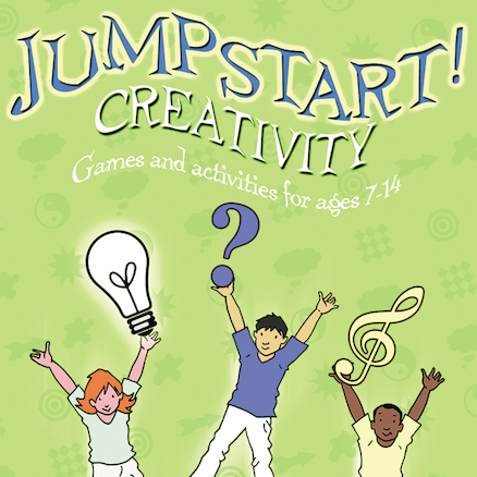 Jumpstart Creativity Literacy Lesson Openers  large