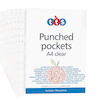 TTS Punch Pocket 500pk  small
