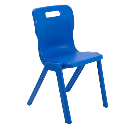 Titan One Piece Chair  large