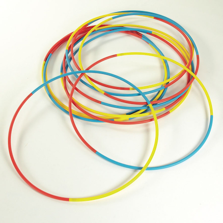 Weighted Hula Hoops 91cm 12pk  large
