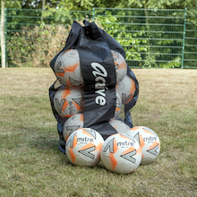 Mitre Impel Plus Footballs and Storage Bag 12pk  medium
