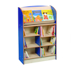 Single Sided Bookcase Height 1200mm  small
