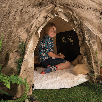 Kid\-Eco Igloo \- White  large