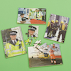 People Who Help Us Photographic Puzzle Set 4pk  small