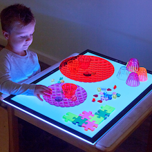 Colour Changing Light Panel  medium