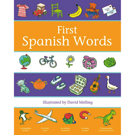 Oxford First Spanish Words  large