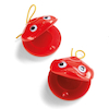 Duck Castanets Pair  small