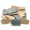 Tactile Counting Stones 1\-10 20pcs  small