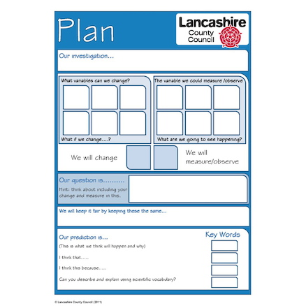Lancashire Science Planning Boards  large