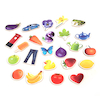 Colour Sorting Shopping Bags and Objects 30pcs  small