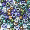 Metallic Assorted Pony Beads 1000pk  small
