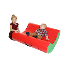 Sensory Soft Play Body Rocker  medium