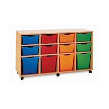 Storage Unit 8Deep 4Jumbo  medium