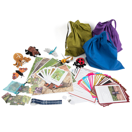 Minibeasts Discovery Bag  large