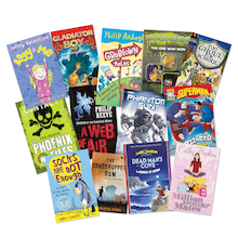 Accelerated Reader Transition Books 12pk  medium