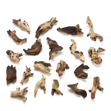 Mopani Root Wood Set 1kg  medium
