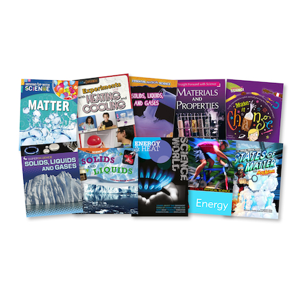 KS2 States of Matter Books 10pk  large