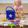 Fabric Activity Stars  small