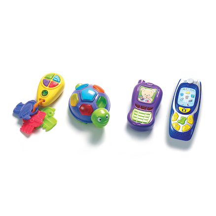 Baby ICT Toy Collection 4pcs  large