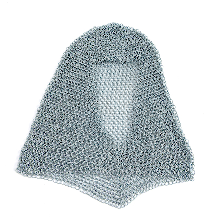 Replica Viking Chainmail Hood  large