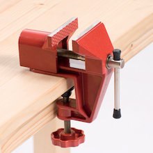 Lightweight Wood Vice  medium