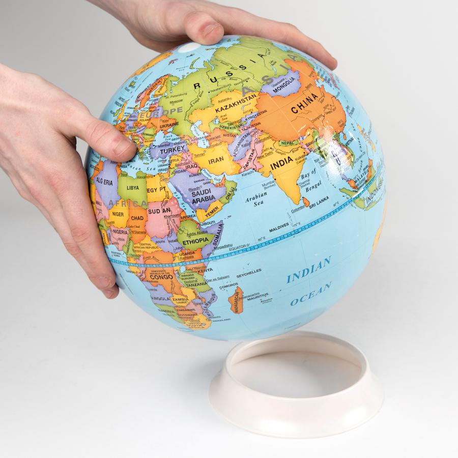 Buy discovery globe 23cm ks1 tts discovery globe 23cm ks1 small gumiabroncs Choice Image