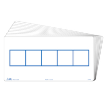 Five Frames Write & Wipe Flash Cards  medium