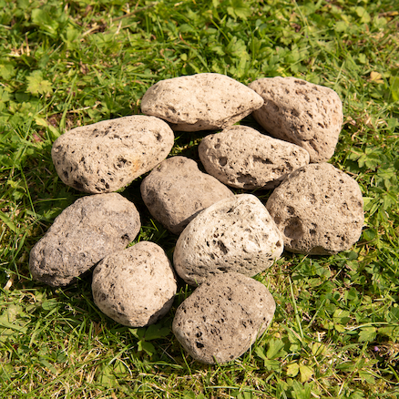 Natural Pumice Stone 10pk  large