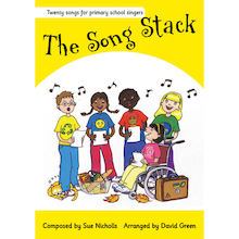 The Song Stack Book  medium