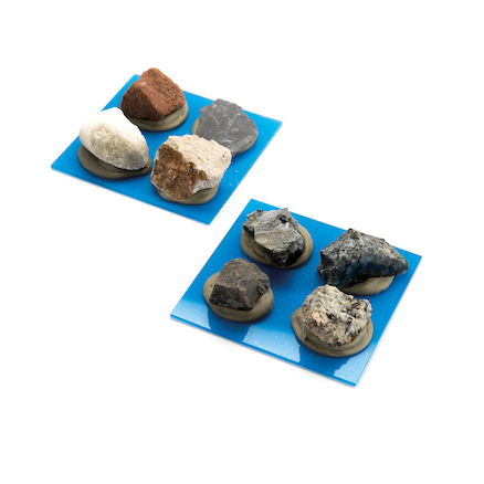Rock Samples Display Board  large